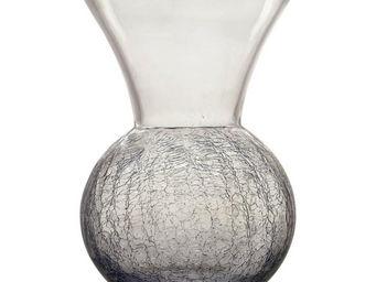 Interior's - vase craquelé gm - Vase À Fleurs