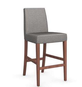 Calligaris - chaise de bar latina de calligaris couleur corde e - Chaise Haute De Bar
