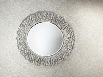 WHITE LABEL - circles miroir mural design en verre - modèle arge - Miroir