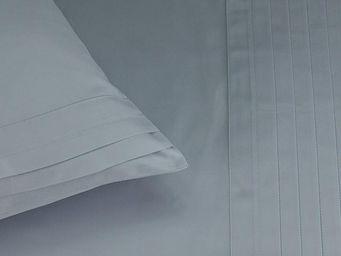 BAILET - parure pliss�s intemporels - Housse De Couette