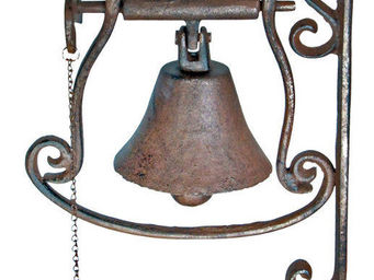 BEST FOR BOOTS - cloche de porte oiseau en fonte - Cloche D'ext�rieur