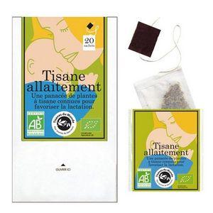 FLORISENS - tisane bio allaitement - Infusion Parfumée