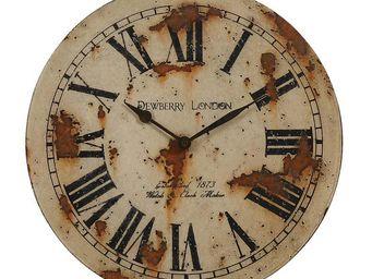 Interior's - horloge rouillée - Horloge Murale