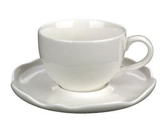 Interior's - tasse en porcelaine arabesque - Assiette À Dessert