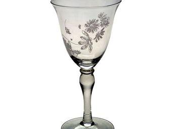 Interior's - verre � vin marguerites - Verre � Pied
