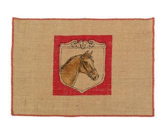 Interior's - set de table chevaux - Set De Table