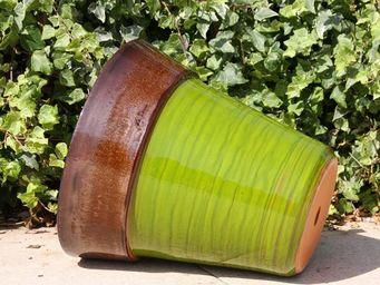 Les Poteries Clair de Terre - eucalyptus - Pot De Jardin