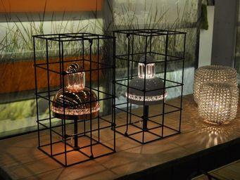 Spiridon - domo - Lampe À Poser