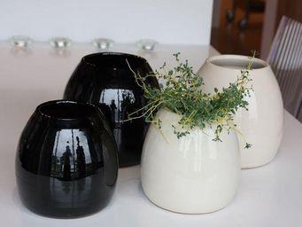 Les Poteries Clair de Terre - yin yang - Cache Pot
