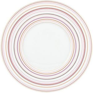 Raynaud - attraction rose - Assiette Plate