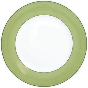 Raynaud - pareo vert - Assiette Plate