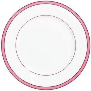 Raynaud - tropic rose - Assiette Plate