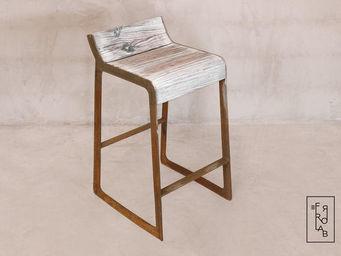 FERROLAB -  - Chaise Haute De Bar