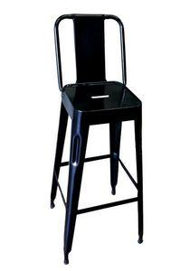 Mathi Design - chaise haute usine 75 cm - Chaise