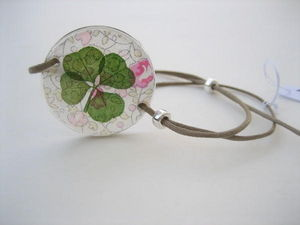 Carre De Trefles-Cultivateurs D'idees -  - Bracelet