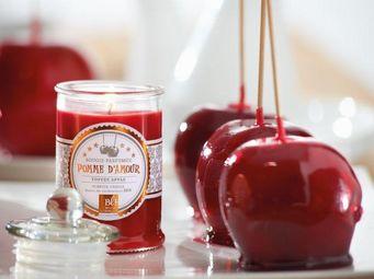 Bougies La Francaise - pomme d amour  - Bougie Parfumée