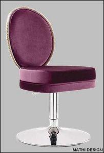 Mathi Design - chaise casino - Chaise Pivotante