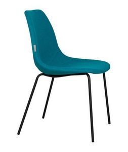 Mathi Design - lot 2 chaises design fifteen - Chaise Visiteur