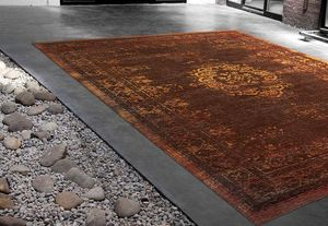 Louis De Poortere - dark pumpkin 8264 - Tapis Contemporain