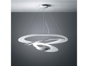 ARTEMIDE - suspension pirce mini blanc - Suspension