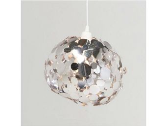 Kare Design - lustre circles chromé - Suspension