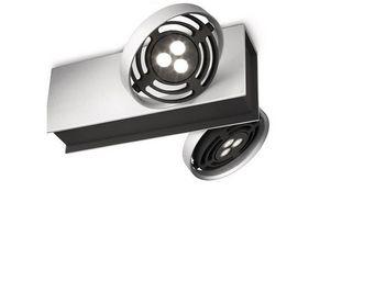 ARCITONE BY PHILIPS - spot / plafonnier led aluminium 579284816 - Spot Halogène