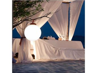 FARO - baladeuse lumineuse extérieure nuk - Lampe De Jardin