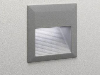 ASTRO LIGHTING - applique encastrable extérieure tecla led carrée - Applique D'extérieur