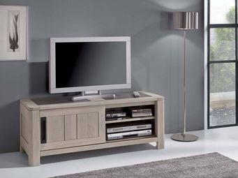 Ateliers De Langres - deauvil - Meuble Tv Hi Fi