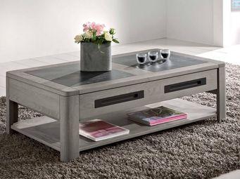 Ateliers De Langres - deauvil - Table Basse Rectangulaire