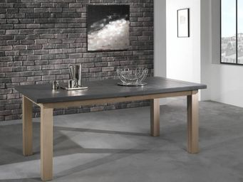 Ateliers De Langres - whitney - Table De Repas Rectangulaire