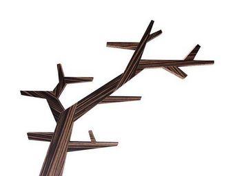 Corvasce Design - moku libreria albero in cartone - Biblioth�que Ouverte