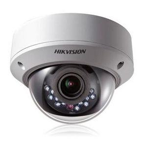 CFP SECURITE - caméra dôme infrarouge 30m - 700 tvl - hikvision - Camera De Surveillance