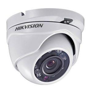 CFP SECURITE - caméra dôme turbo hd ir 20m - 720 p - hikvision - Camera De Surveillance