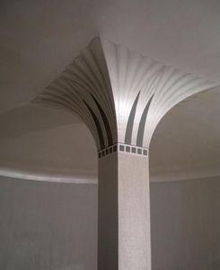 Atelier Follaco - colonne art déco - Décoration Murale