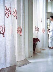 Mastro Raphael - curtain coralli - Rideaux À Agrafes