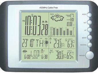 GARDMAN - station météo digitale de luxe - Thermomètre