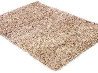 KOKOON DESIGN - tapis d'intérieur cozy 230x160cm marron clair - Tapis Contemporain
