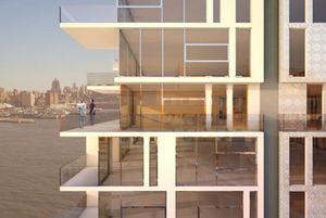 AW� - john street development - R�alisation D'architecte