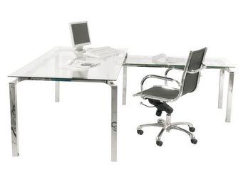 Kare Design - bureau d angle lorenco - Bureau