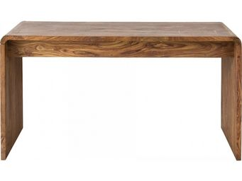 Kare Design - bureau en bois authentico club 150x70 - Bureau