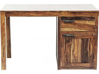 Kare Design - bureau en bois authentico 120x60 cm - Bureau