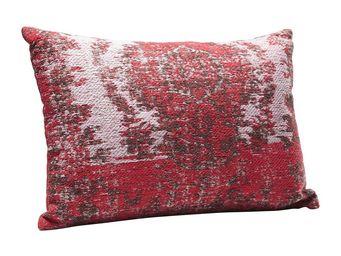 Kare Design - coussin kelim pop rose 60x40 - Coussin Rectangulaire