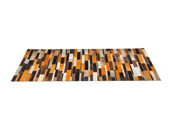 Kare Design - tapis design brick orange 170x240cm - Tapis Contemporain