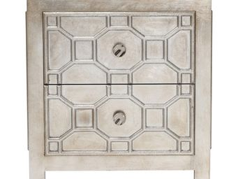 Kare Design - chevet alhambra - Table De Chevet