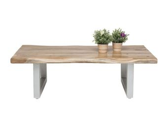 Kare Design - table basse pure nature 135x70cm - Table Basse Rectangulaire