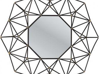 Kare Design - miroir prisma sun 76cm - Miroir