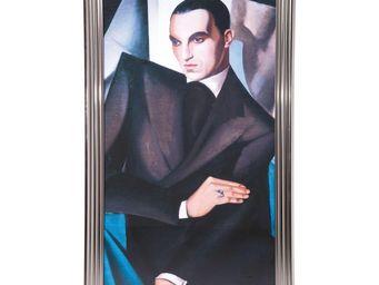 Kare Design - tableau frame marquise sommi 140x90 - Tableau D�coratif