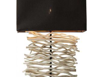 Kare Design - lampe de table country house - Lampe À Poser