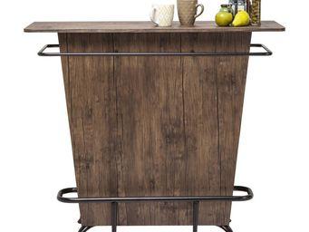 Kare Design - bar lady rock walnut - Meuble Bar
